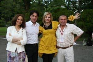 Любаша на XIX-ом Всероссийском фестивале визуальных искусств