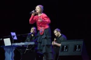 Авторский концерт Любаши в ДК Рублево