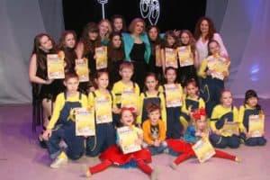 Татьяна Залужная (Любаша) в жюри конкурса Дети рулят в Нижнем Тагиле