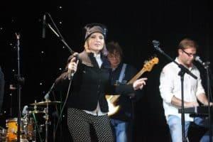 концерт-презентация Любаши в клубе Альма-Матер