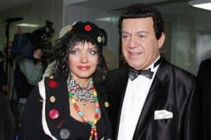 Бенефис Любаши в Кремле 15112005