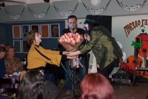 Концерт Любаши в клубе Гнездо глухаря 04.10.19