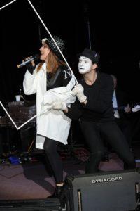 Концерт в ЦДХ - Театр песни Любаши_2009