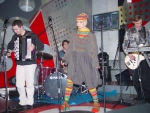Тотальное шоу - MTV-2003