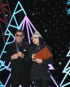 Любаша и Григорий Лепс на Песне года 2018