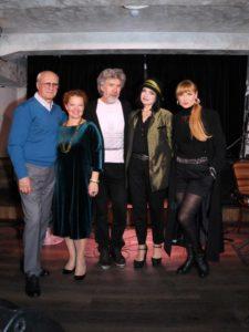 Пост-релиз концерта Татьяны Залужной_Любаши в клубе «Гнездо глухаря»