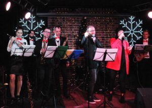 Пост-релиз концерта Любаши и джазового ансамбля Бинго Паприка