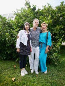Татьяна Залужная-Любаша на 25ом Всероссийском фестивале визуальных искусств в ВДЦ Орленок
